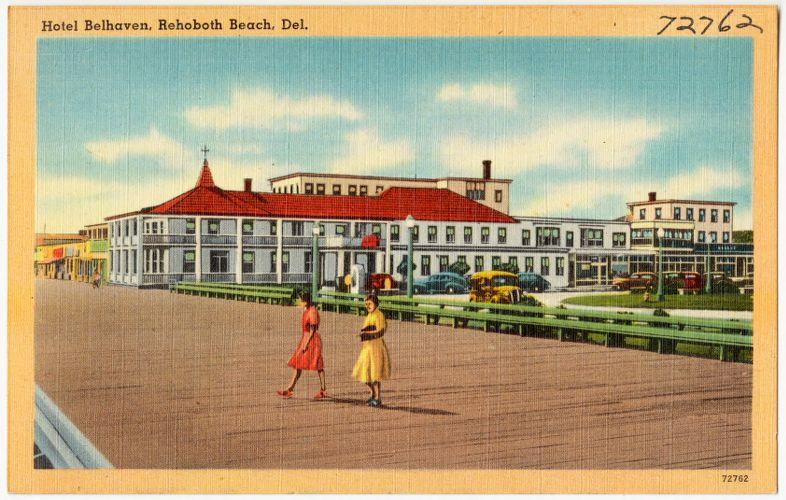 Hotel Belhaven, Rehoboth Beach, Del.