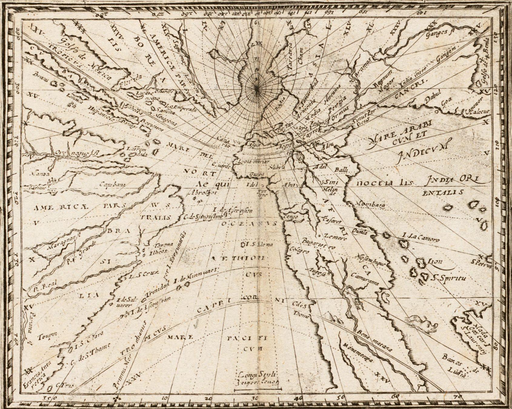 Sundial maps