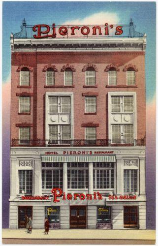 Pieroni's Restaurant and Hotel