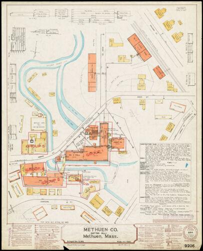 Methuen Co. (Cotton Mill), Methuen, Mass.