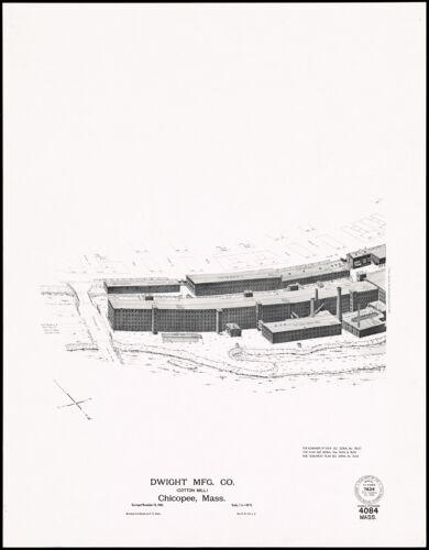 Dwight Mfg. Co. (Cotton Mill), Chicopee, Mass.