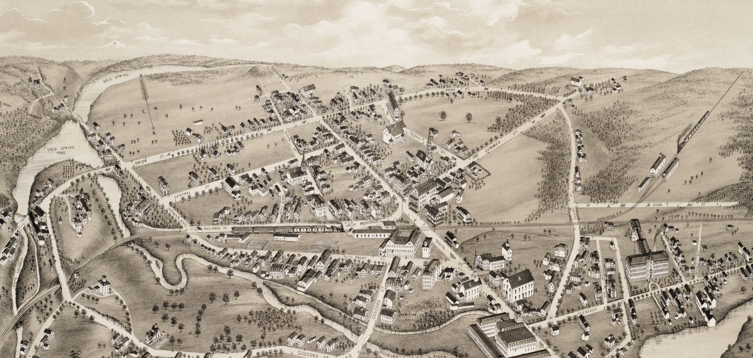 Ashland By Map