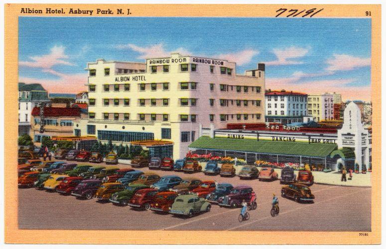 Albion Hotel, Asbury Park, N. J.