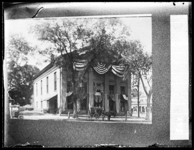 City Hall, old house week