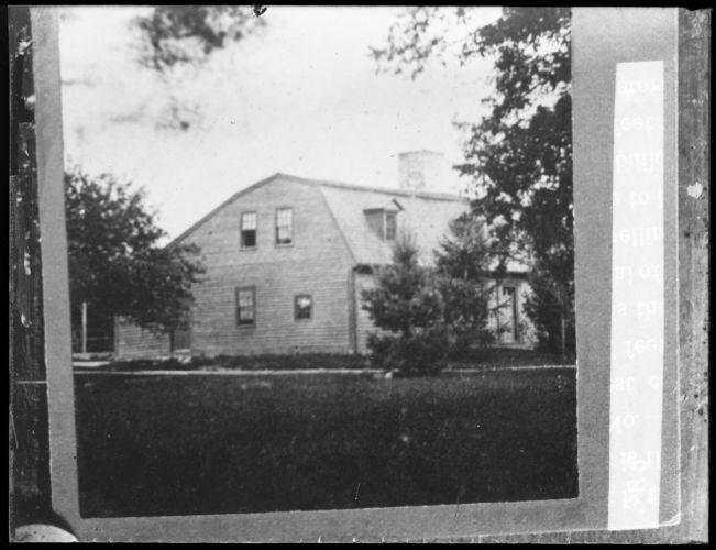Farm house Wollaston Dorothy Quincy house