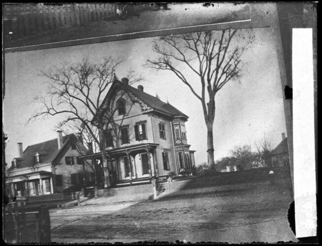 William A. Hodges house