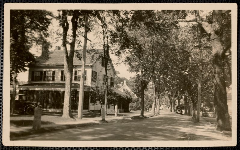 33 Pleasant St, South Yarmouth, Mass.