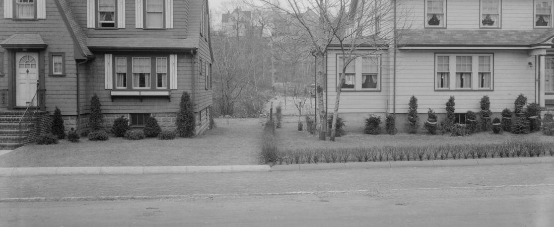 #170-176 Bainbridge St. easement to Lillian Rd., Feb. 8, 1937
