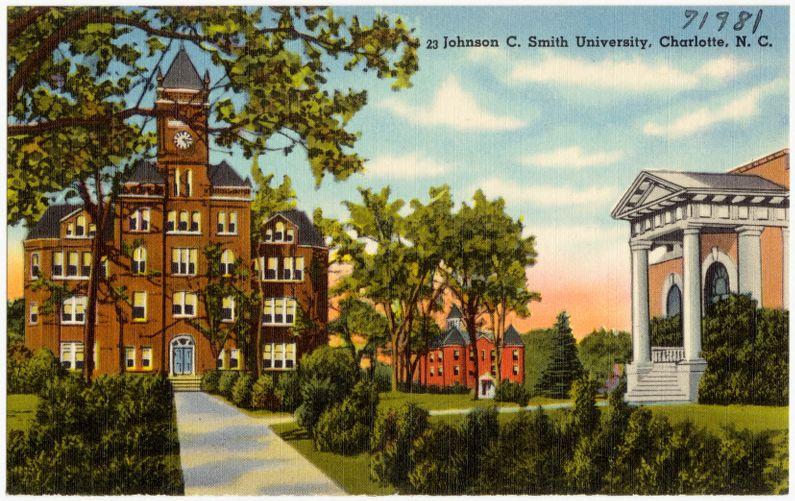23. Johnson C. Smith University, Charlotte, N. C.