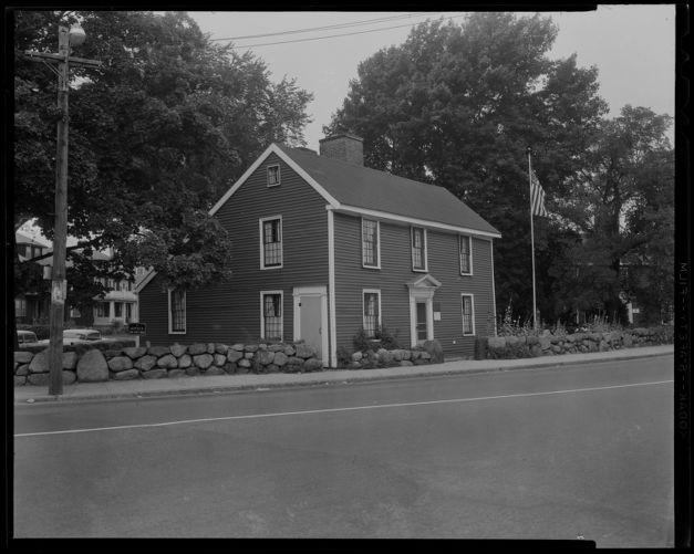 Birthplace of John Quincy Adams
