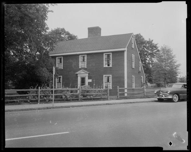 Birthplace of John Adams
