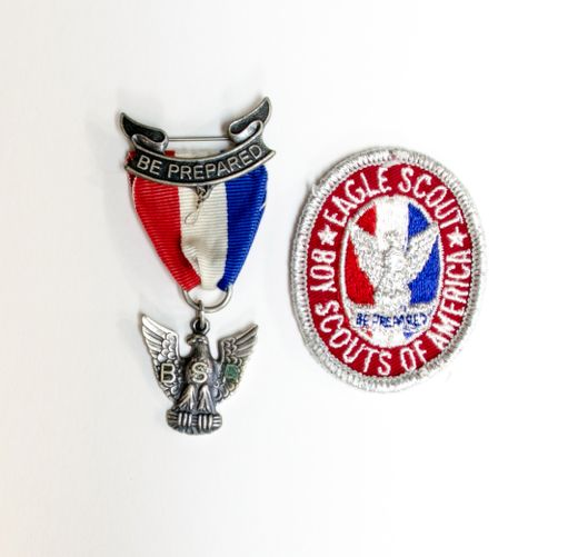 Eagle Scout Award Brother