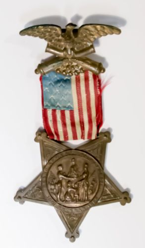 Grand Army of the Republic (G.A.R.) Service Medal