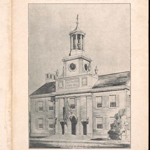 Historical Records of the Town of Westborough: Administrative Documents, 1724-1929
