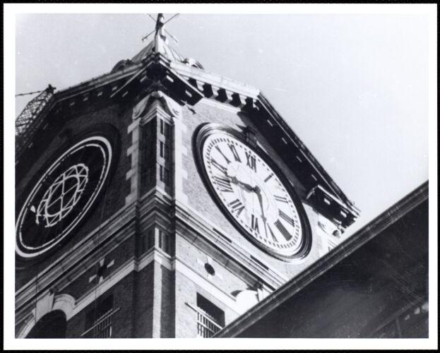 1991 Ayer Mill Restoration