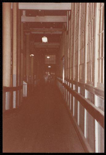 Lower Pacific Mills. Corridor